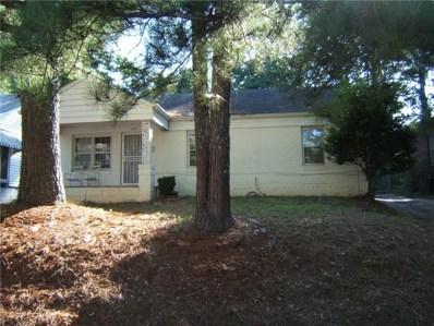 1673 Melrose Drive SW, Atlanta, GA 30310 - #: 6603336