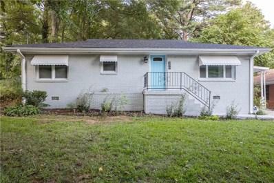 204 W Lake Drive NW, Atlanta, GA 30314 - #: 6605683