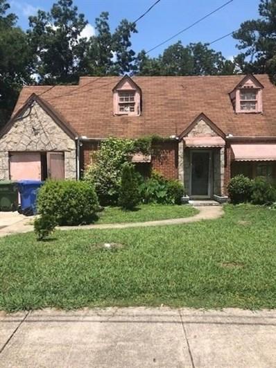 1167 Cahaba Drive SW, Atlanta, GA 30311 - MLS#: 6606176