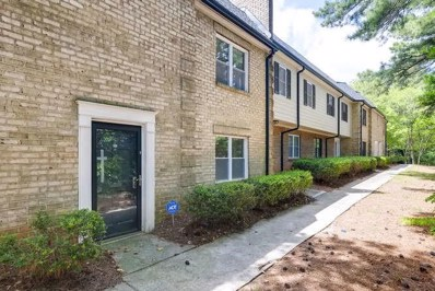 330 Winding River Drive UNIT F, Sandy Springs, GA 30350 - #: 6606467