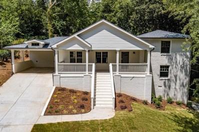 348 Lakemoore Drive NE, Atlanta, GA 30342 - #: 6606475