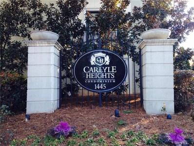 1445 Monroe Drive NE UNIT E26, Atlanta, GA 30324 - #: 6606555