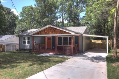 3460 Orchard Circle, Decatur, GA 30032 - #: 6608166
