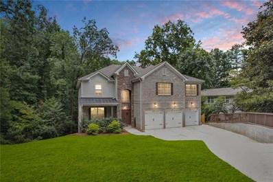 1575 Runnymeade Road NE, Atlanta, GA 30319 - #: 6609609