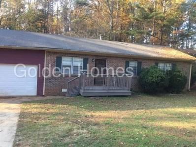6120 Gwendoline Drive, Atlanta, GA 30349 - #: 6610134