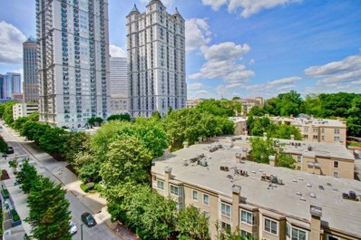 275 13th Street NE UNIT 809, Atlanta, GA 30309 - #: 6613384