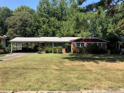 3465 Dale Lane SW, Atlanta, GA 30331 - MLS#: 6615747
