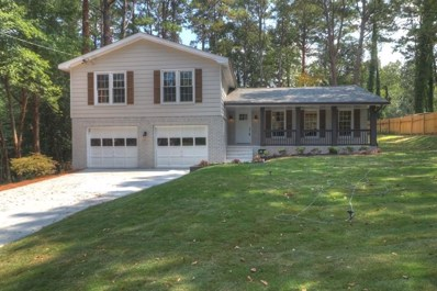 102 Cross Gate Drive, Marietta, GA 30068 - #: 6616323
