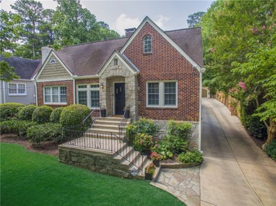 1087 E Rock Springs Road NE, Atlanta, GA 30306 - #: 6617628