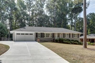 2093 Zelda Drive NE, Atlanta, GA 30345 - MLS#: 6626566