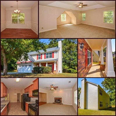 1750 Bailey Lane, Lithia Springs, GA 30122 - #: 6627349