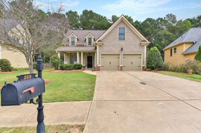 250 Treadstone Lane, Dallas, GA 30132 - #: 6630955