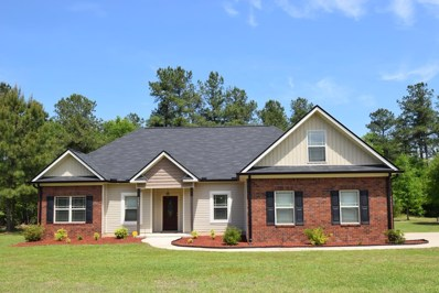 1347 Oakridge Plantation Road, Hephzibah, GA 30815 - #: 440319