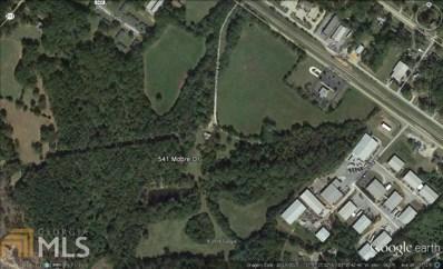 541 Moore Dr, Statham, GA 30666 - MLS#: 8051949