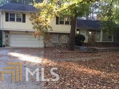 4377 Cherie Glen Trl, Stone Mountain, GA 30083 - MLS#: 8093678