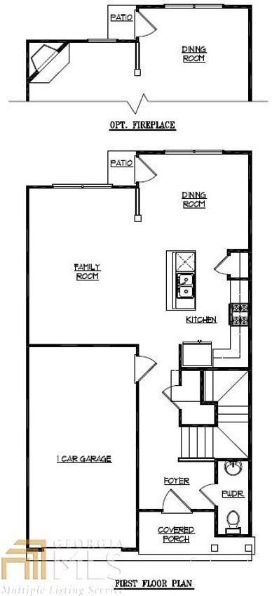 46 Trotter Ct UNIT 115, Newnan, GA 30263 - MLS#: 8154650