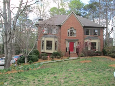 3847 Foxwood Rd, Peachtree Corners, GA 30096 - MLS#: 8160140