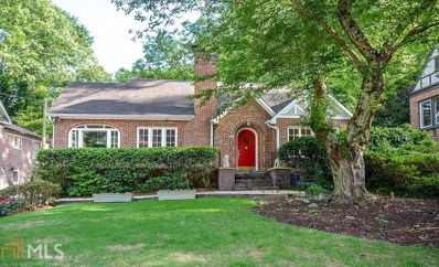 1297 Stillwood Dr, Atlanta, GA 30306 - MLS#: 8194490