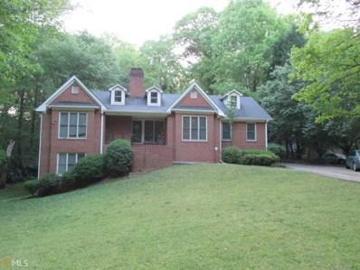 505 Hickory Hills Dr, Stone Mountain, GA 30083 - MLS#: 8204981