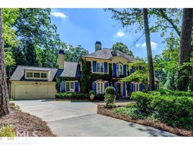 4655 Millbrook Dr, Atlanta, GA 30327 - MLS#: 8206135