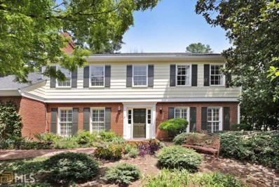 4635 Brook Hollow Dr, Atlanta, GA 30327 - MLS#: 8208617