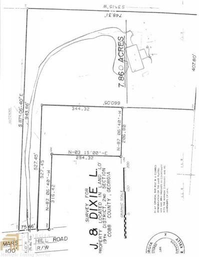136 Mars Hill Rd UNIT A, Powder Springs, GA 30127 - MLS#: 8223719