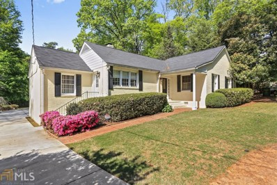 3734 Powers Ferry Rd, Atlanta, GA 30342 - MLS#: 8225267