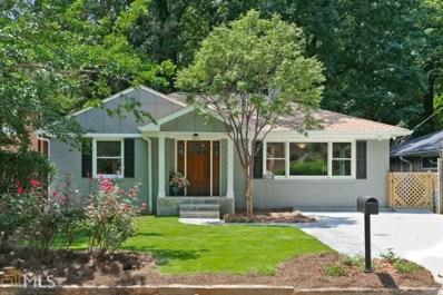 1396 Wessyngton Rd, Atlanta, GA 30306 - MLS#: 8229385