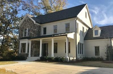 855 Loridans Dr, Atlanta, GA 30342 - MLS#: 8237246