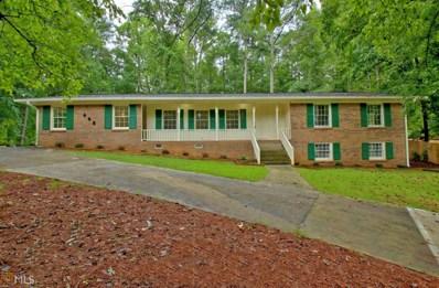 488 Oak St, Fayetteville, GA 30215 - MLS#: 8239904