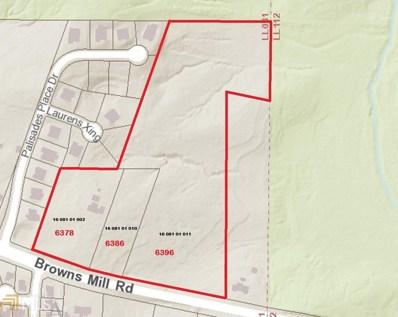 6378 Browns Mill, Lithonia, GA 30038 - MLS#: 8240307