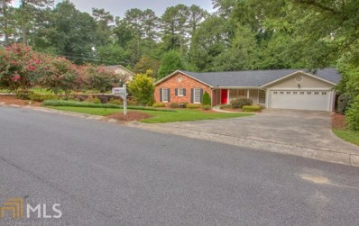 6870 Heathfield Dr, Atlanta, GA 30328 - MLS#: 8242636