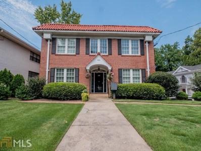 824 Greenwood Ave UNIT 6, Atlanta, GA 30306 - MLS#: 8246007