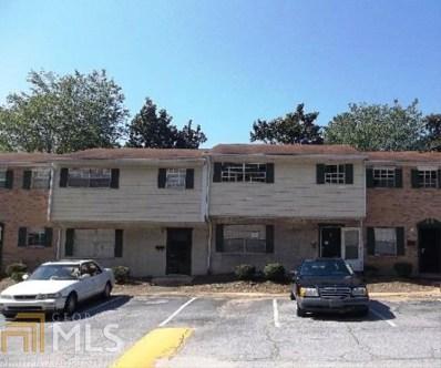 4701 Flat Shoals Rd UNIT 51 E, Union City, GA 30291 - MLS#: 8247455