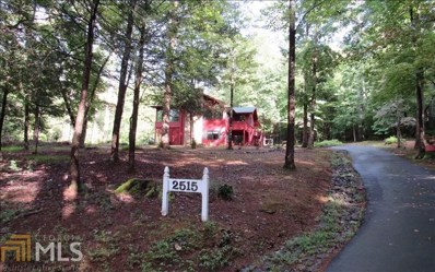 2515 Buck Run, Hiawassee, GA 30546 - MLS#: 8253118