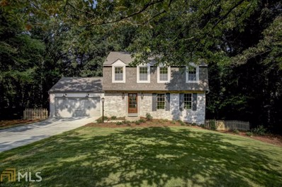 281 Greencrest Ct, Marietta, GA 30068 - MLS#: 8254912