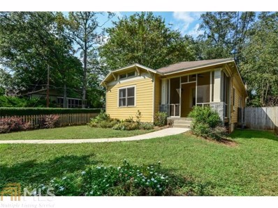 137 W Hill St, Decatur, GA 30030 - MLS#: 8256771