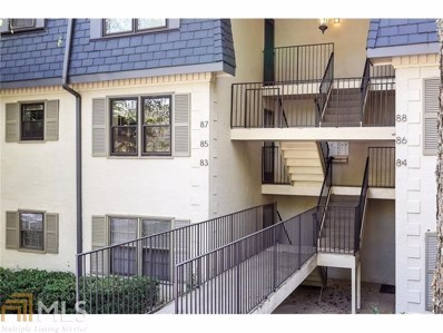 83 Montre Sq, Atlanta, GA 30327 - MLS#: 8256796