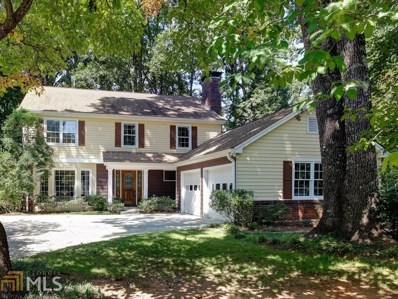 360 Thornwood Dr, Sandy Springs, GA 30328 - MLS#: 8259199