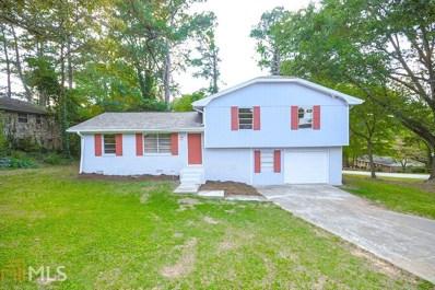 1590 Colony East Cir, Stone Mountain, GA 30083 - MLS#: 8260572