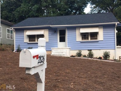 2826 Palm Dr, East Point, GA 30344 - MLS#: 8262193