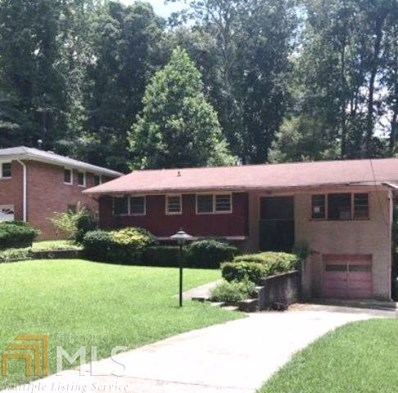 3034 NW Baker Ridge Dr, Atlanta, GA 30318 - MLS#: 8262341