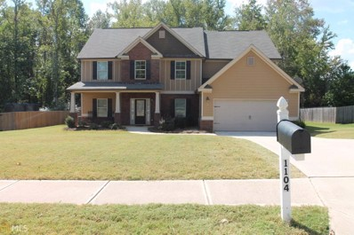 1104 Norsworthy Mill, Hampton, GA 30228 - MLS#: 8265475