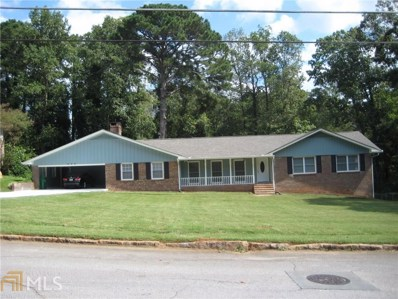 850 Valley Creek, Stone Mountain, GA 30083 - MLS#: 8266073