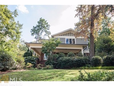 128 W Benson St, Decatur, GA 30030 - MLS#: 8268389