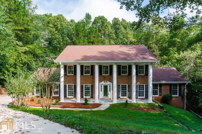 1835 Silver Ridge Ct, Smoke Rise, GA 30087 - MLS#: 8269369