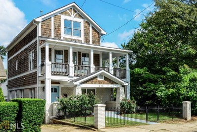 546 Highland Ave, Atlanta, GA 30312 - MLS#: 8271204