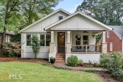 91 E Lake Dr, Atlanta, GA 30317 - MLS#: 8272694