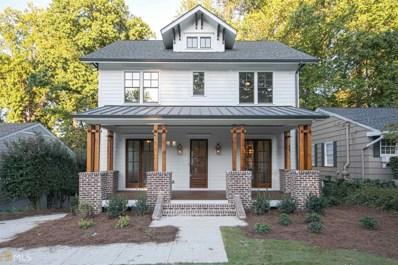 1451 Wessyngton Rd, Atlanta, GA 30306 - MLS#: 8272760