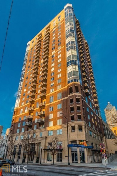 285 Centennial Olympic Park Dr UNIT 203, Atlanta, GA 30313 - MLS#: 8276032